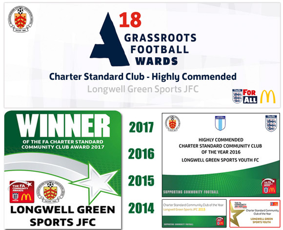 Charter Standard Community Club of the Year